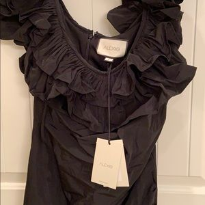 Alexis Benicia asymmetrical dress brand new